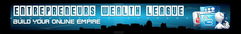 Entrepreneurs Wealth League header image